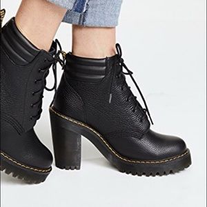 Dr. Martens Heeled Boots
